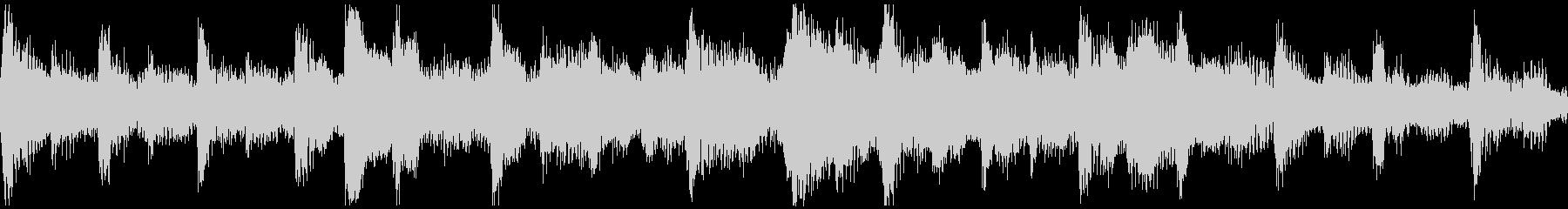 <ショートループ> ピアノ④+ビートBの未再生の波形