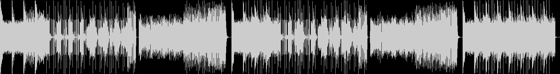 Kpop・ダークエキサイティングトラップの未再生の波形