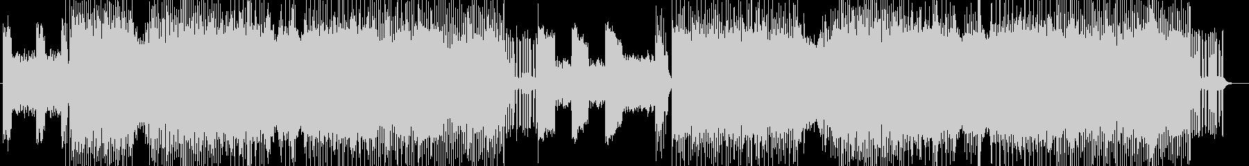 「HEAVY METAL」BGM215の未再生の波形