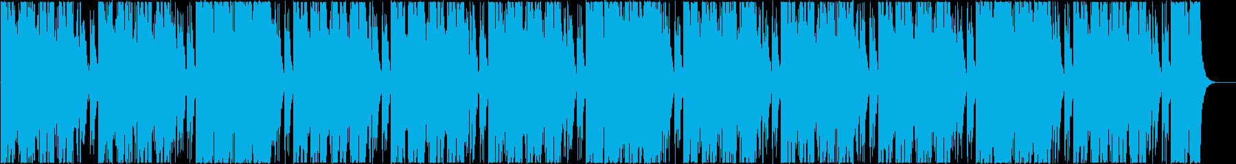 河童-Bの再生済みの波形