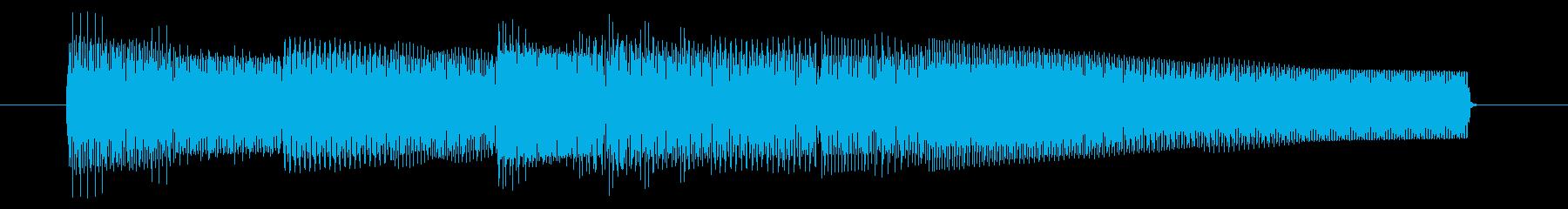 NES 汎用 B03-2(クリア2)の再生済みの波形