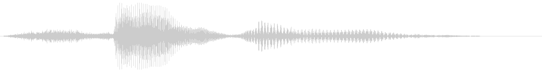 7 (seven-ノーマル 英語)連結可の未再生の波形