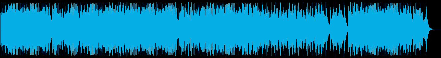 三隻の船 オルゴールの再生済みの波形