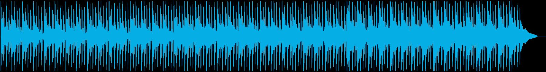 企業VP用!流行のクリーン&モダン楽曲Mの再生済みの波形