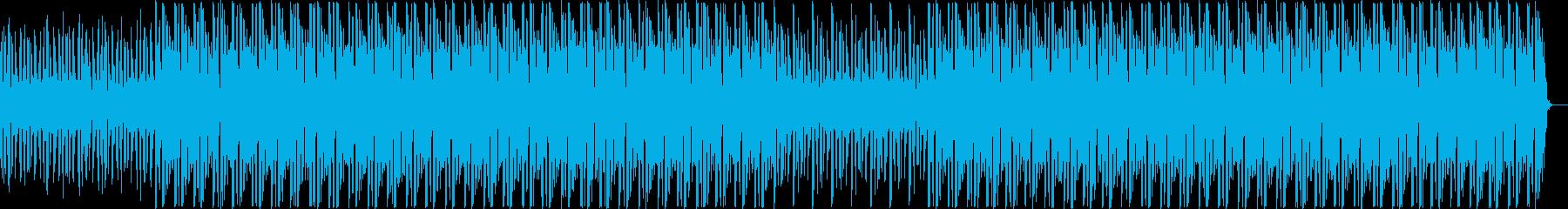 マッサージ・リラックス・癒しの再生済みの波形