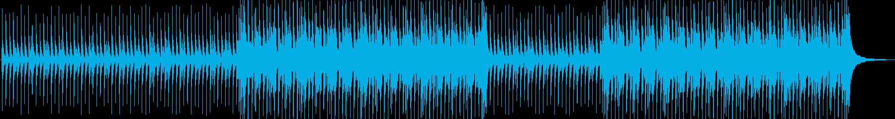 ウクレレ、ほのぼの、南国、夏、ビーチ、Eの再生済みの波形