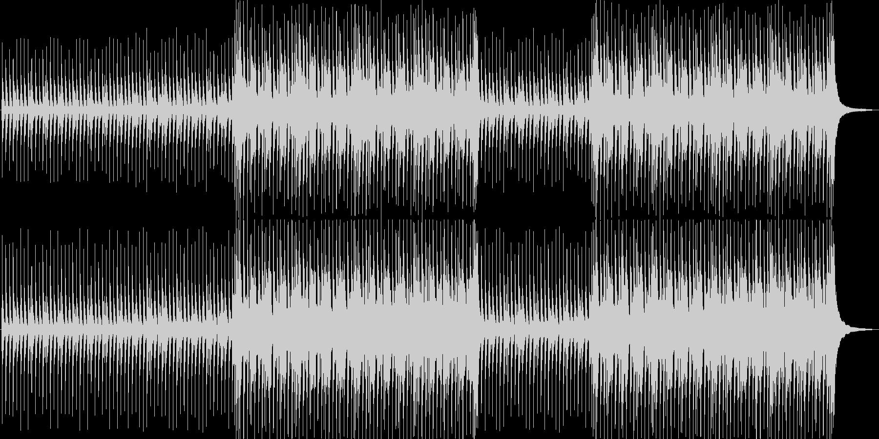 ウクレレ、ほのぼの、南国、夏、ビーチ、Eの未再生の波形
