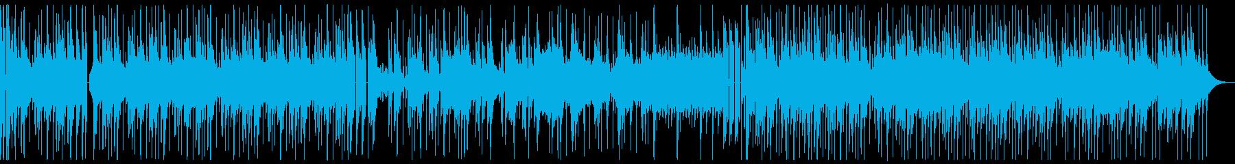 ピアノ_HipHopの再生済みの波形