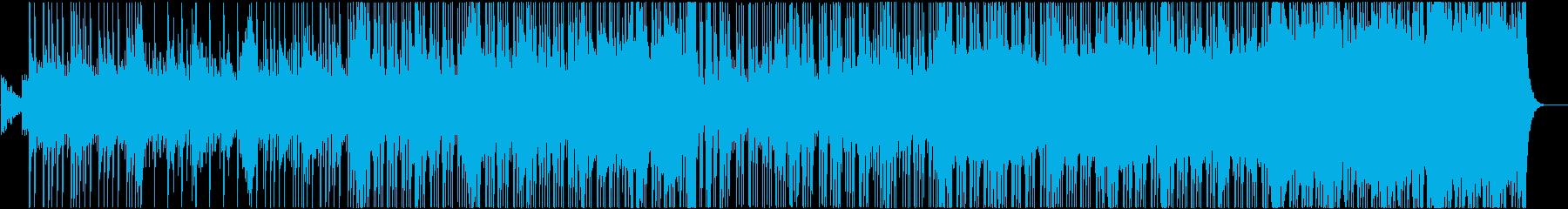 神秘。岩。の再生済みの波形