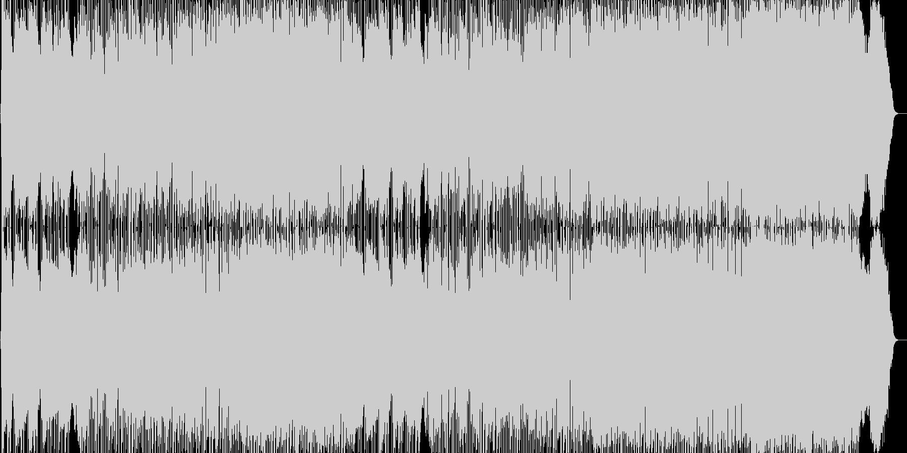 ポップ センチメンタル アクション...の未再生の波形