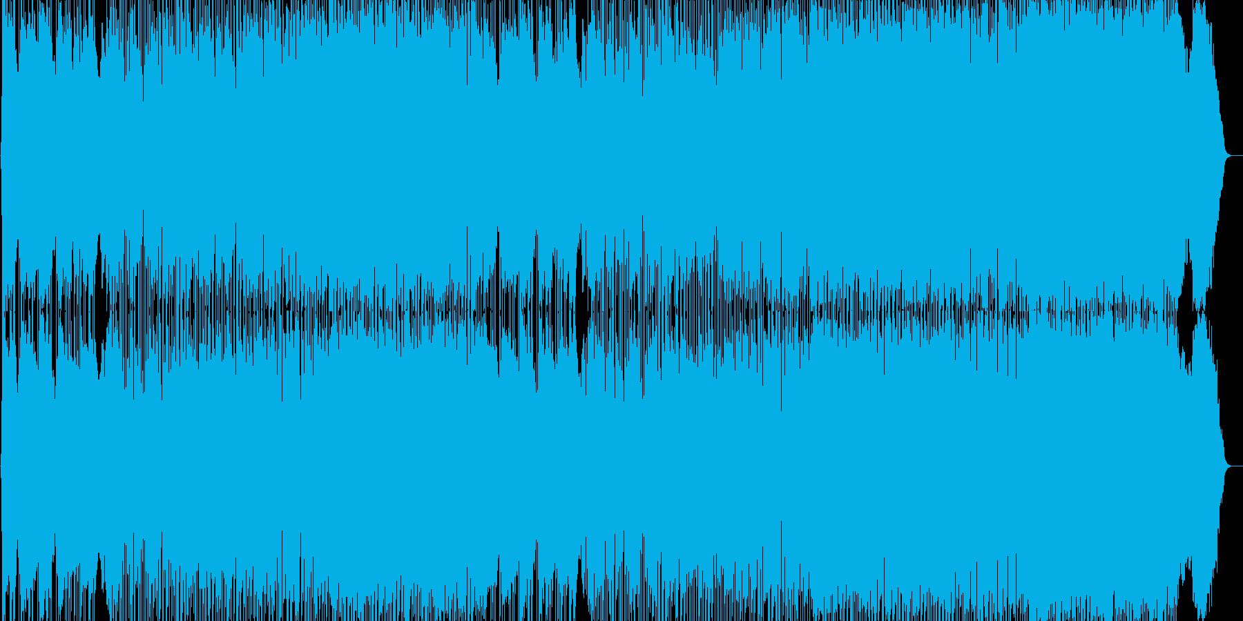 ポップ センチメンタル アクション...の再生済みの波形