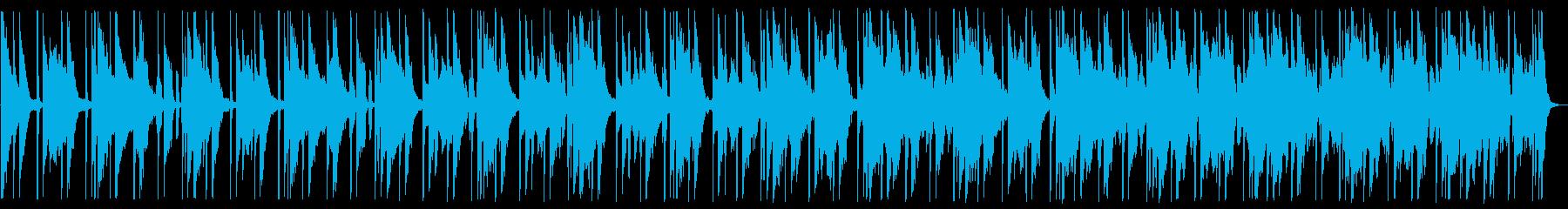 不思議/Hiphop_No479_3の再生済みの波形