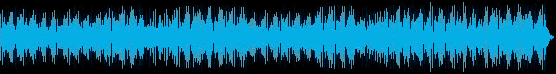 素晴らしいメロディーとモダンなドラ...の再生済みの波形