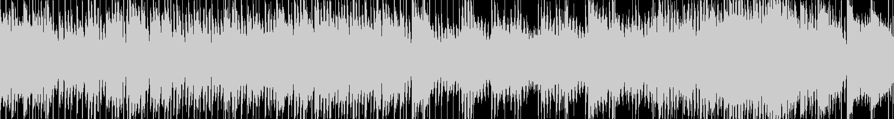清涼感のあるかわいい曲(Loop対応)の未再生の波形