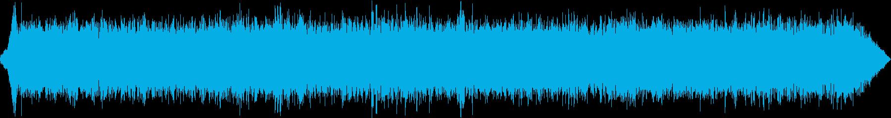 【ゲーム】 シーン 05 雑踏の再生済みの波形