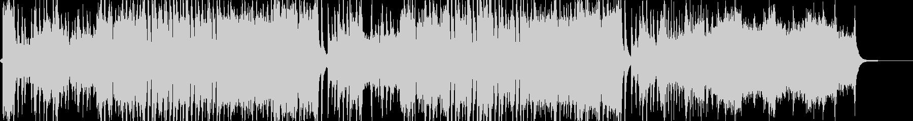 戦場を演出するオーケストラ ピアノ無Aの未再生の波形