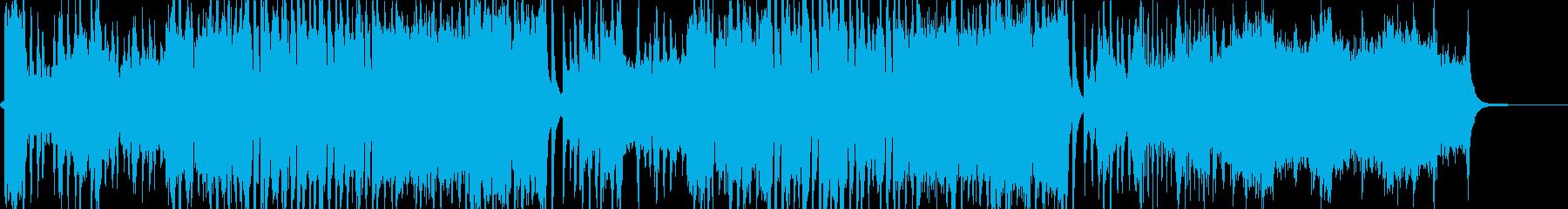 戦場を演出するオーケストラ ピアノ無Aの再生済みの波形