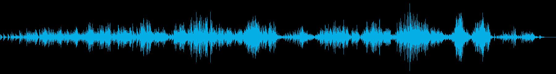 ラヴェル クープランの墓2 フーガの再生済みの波形