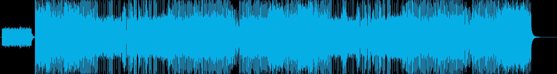 「HR/HM」「DEATH」BGM296の再生済みの波形