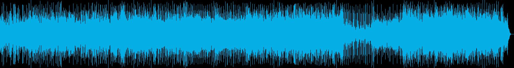 おしゃれで爽やかなカントリー・ロックの再生済みの波形