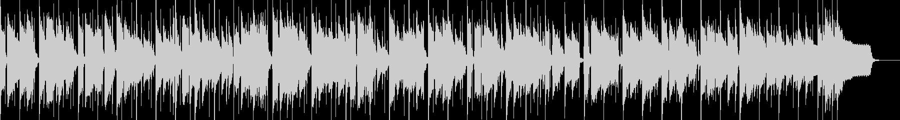 切ないサックスとゆったりした伴奏のポップの未再生の波形