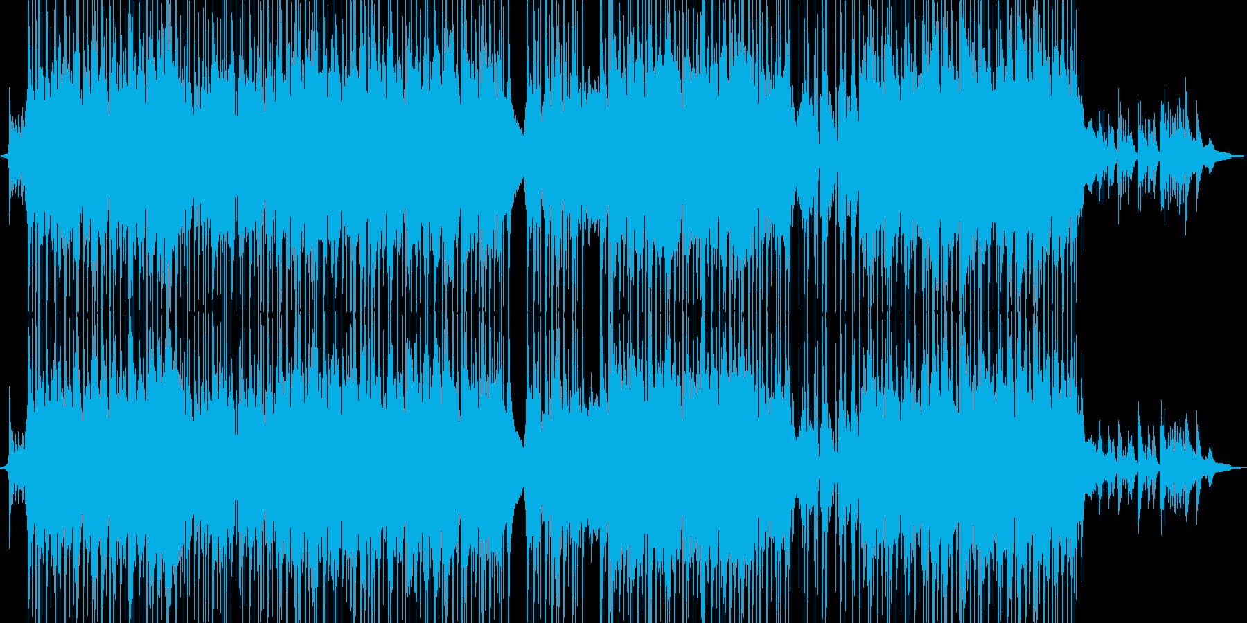 R&B:バイオリン・遠距離恋愛がテーマの再生済みの波形