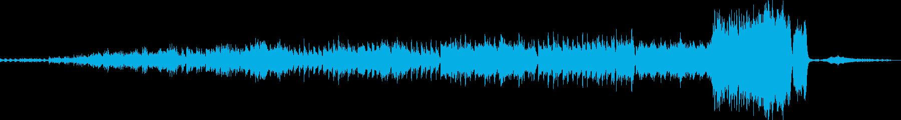 ダニー・エルフマンのより深刻な作品...の再生済みの波形