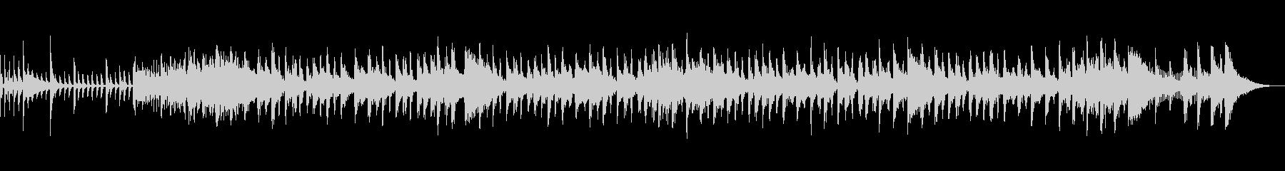 ディープカバー電子ジャングルグルーブの未再生の波形