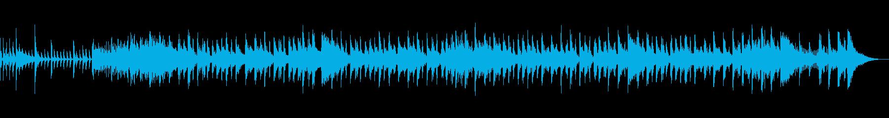 ディープカバー電子ジャングルグルーブの再生済みの波形