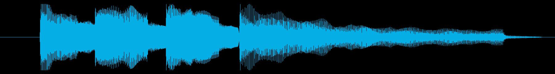 【おはようのキスを1】の再生済みの波形