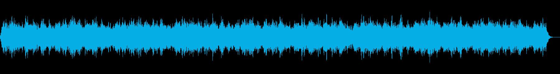 聖なるクリスマスをイメージしたBGMの再生済みの波形