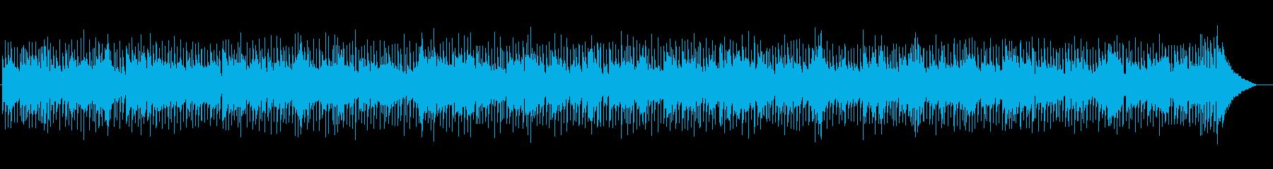 疾走感あふれるポップの再生済みの波形