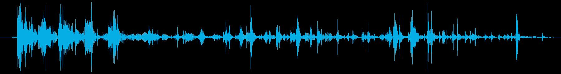 SHORT JUICY SQUIR...の再生済みの波形