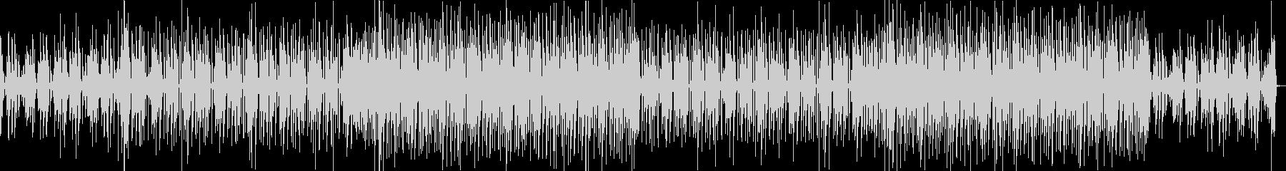 Twice風なKpopサウンドの未再生の波形