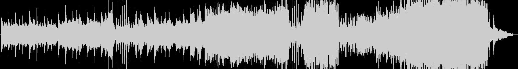 Akegureの未再生の波形