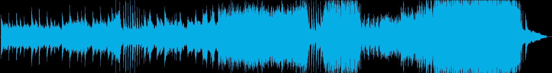 Akegureの再生済みの波形