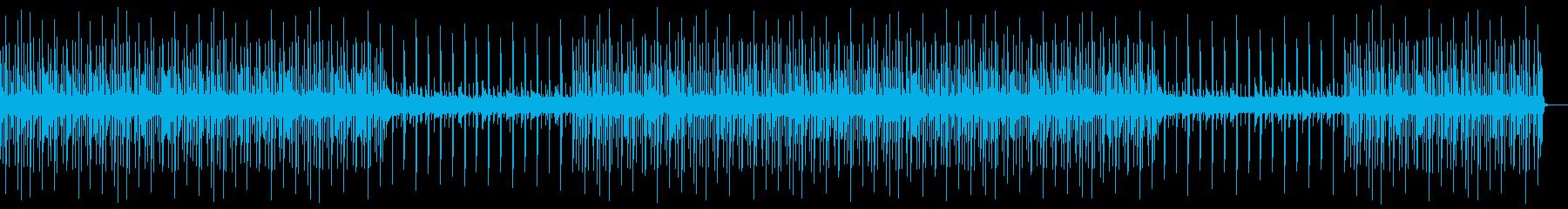 リラックス・穏やかおしゃれなチルアウトの再生済みの波形