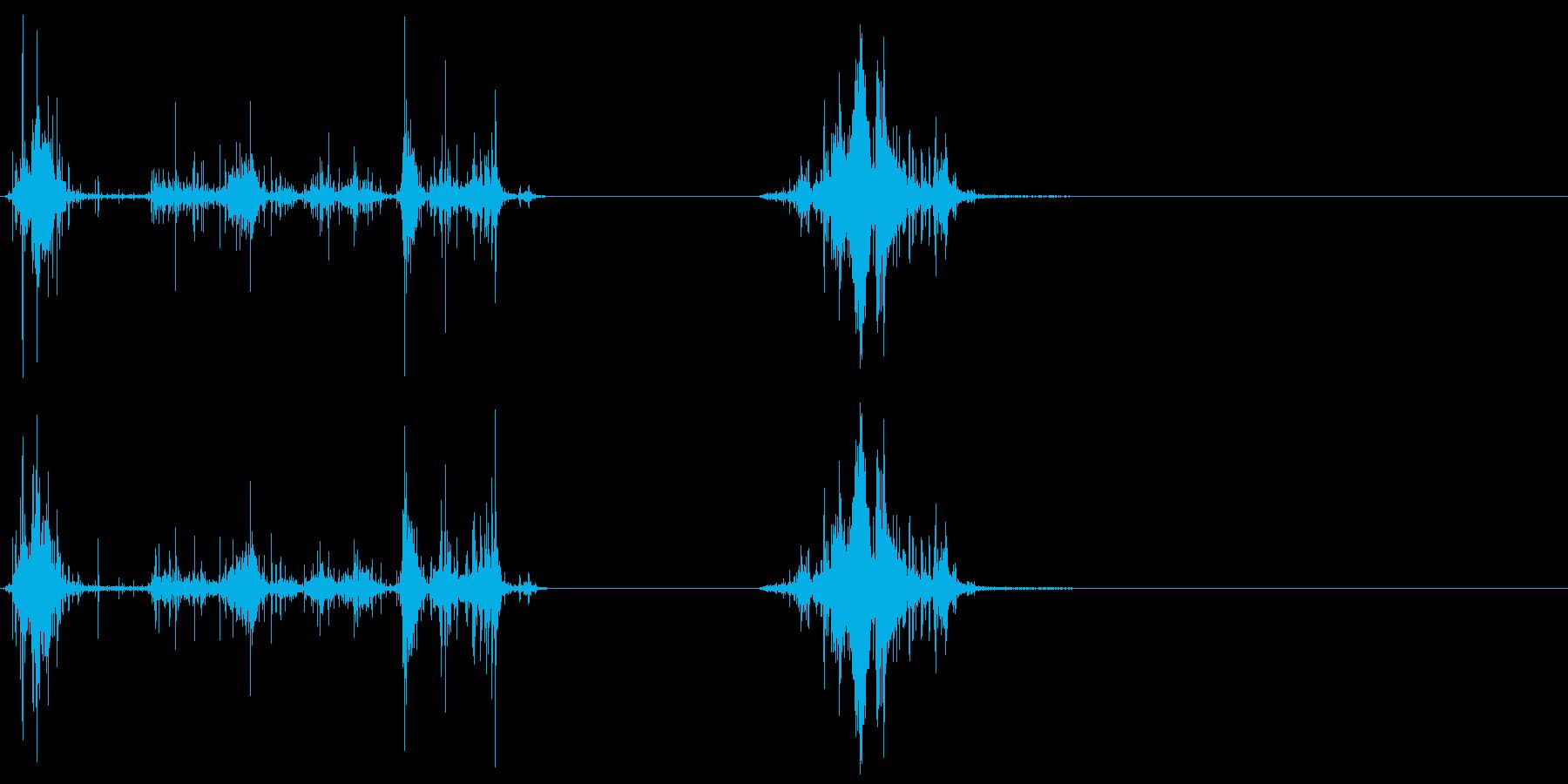 Gore Splatters X2の再生済みの波形