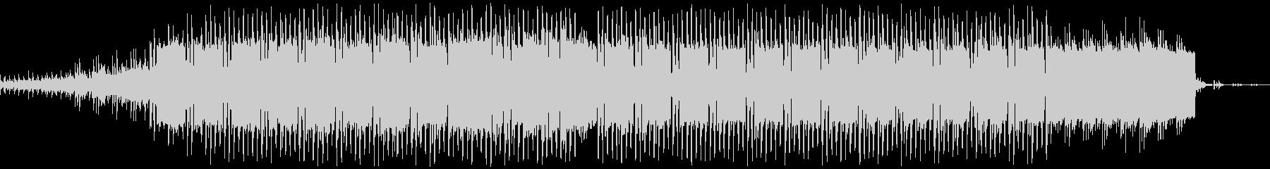 アンビエントミュージック 淡々 テ...の未再生の波形