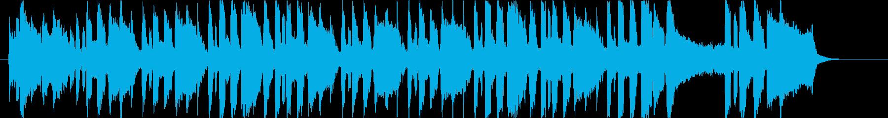 誕生日の歌(ワルツver) 【リン】の再生済みの波形