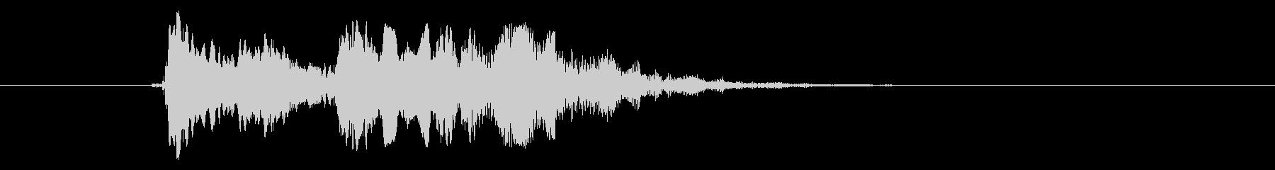 BINGO!'s unreproduced waveform