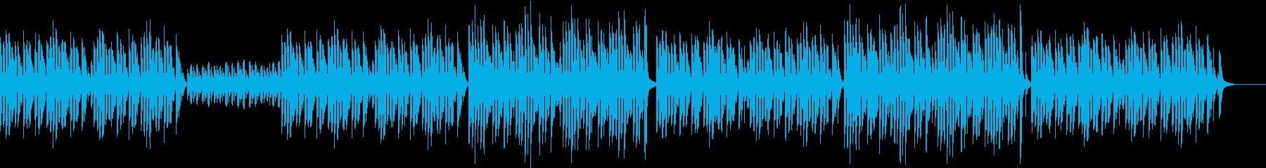 bpm092 キッズTikTok可愛い笛の再生済みの波形