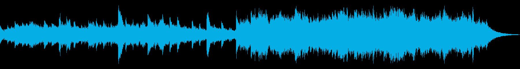 現代的 交響曲 室内楽 プログレッ...の再生済みの波形