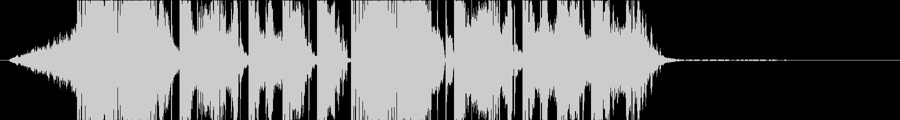DUBSTEP クール ジングル143の未再生の波形