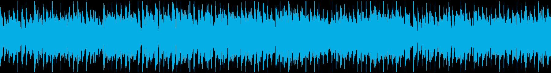 楽しいリコーダー・ポップ ※ループ仕様版の再生済みの波形