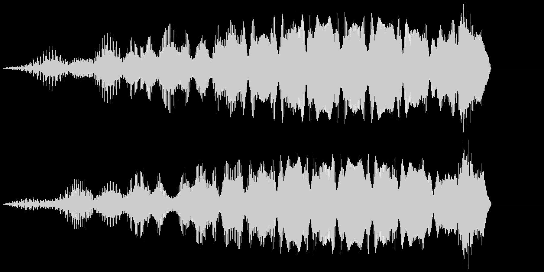 電磁4の未再生の波形