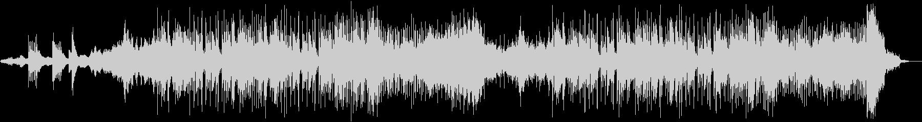 幻想的な和風曲(long)の未再生の波形