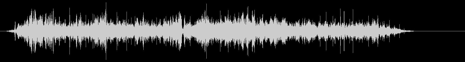 エルロシオカバロスエンリオの未再生の波形