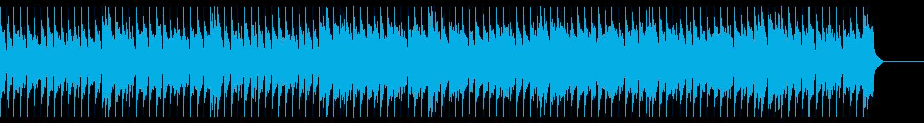 電子音・ボイパ アップテンポ の再生済みの波形