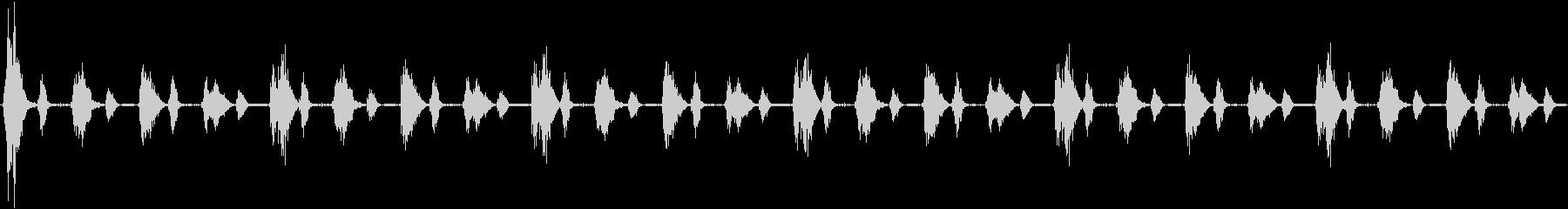 THIN CHUFFING MAC...の未再生の波形